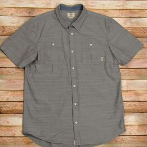 Vans Men's Classic Fit Button Down M